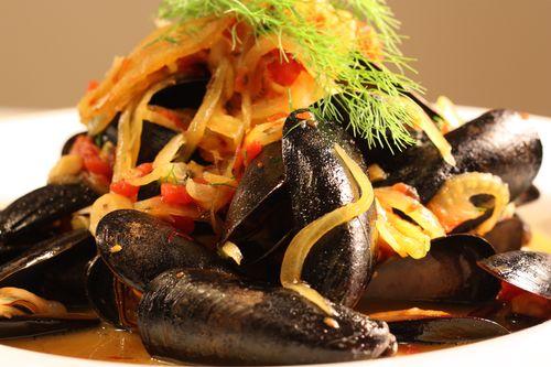 Julia Child Gratineed Mussels Recipe | POPSUGAR Food